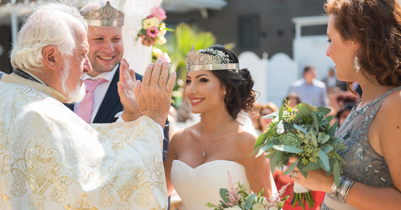 Sibel si Vlad - Filmare Nunta Reina Bucuresti - Cinematico