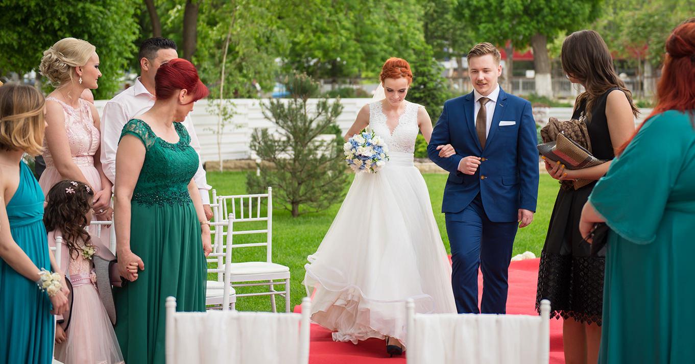 Filmare nunta Simfonia Bucuresti - Cinematico