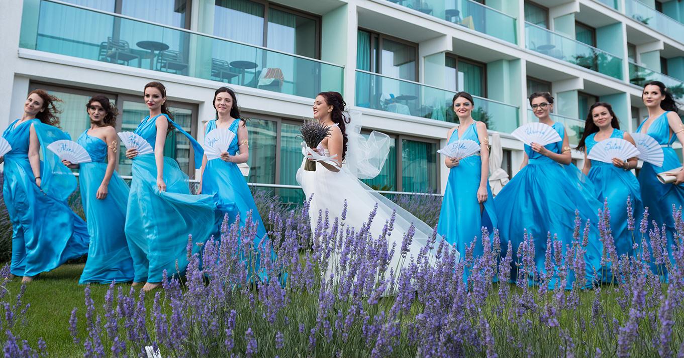 Filmare nunta pe plaja - Hotel Turqoise2 - Cinematico