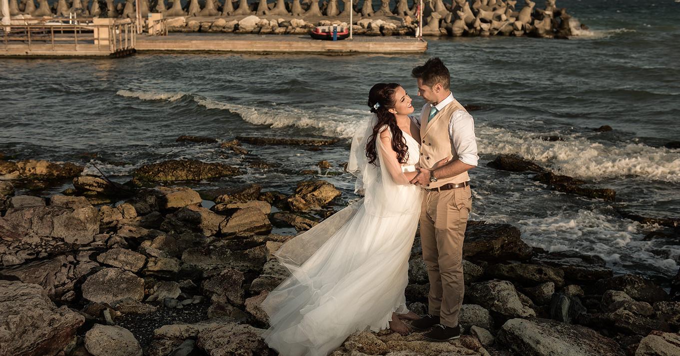 Filmare nunta pe plaja Venus - Cinematico