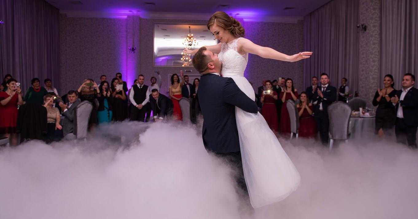 Filmare nunta Bucuresti - Rebeca Ballroom - Cinematico