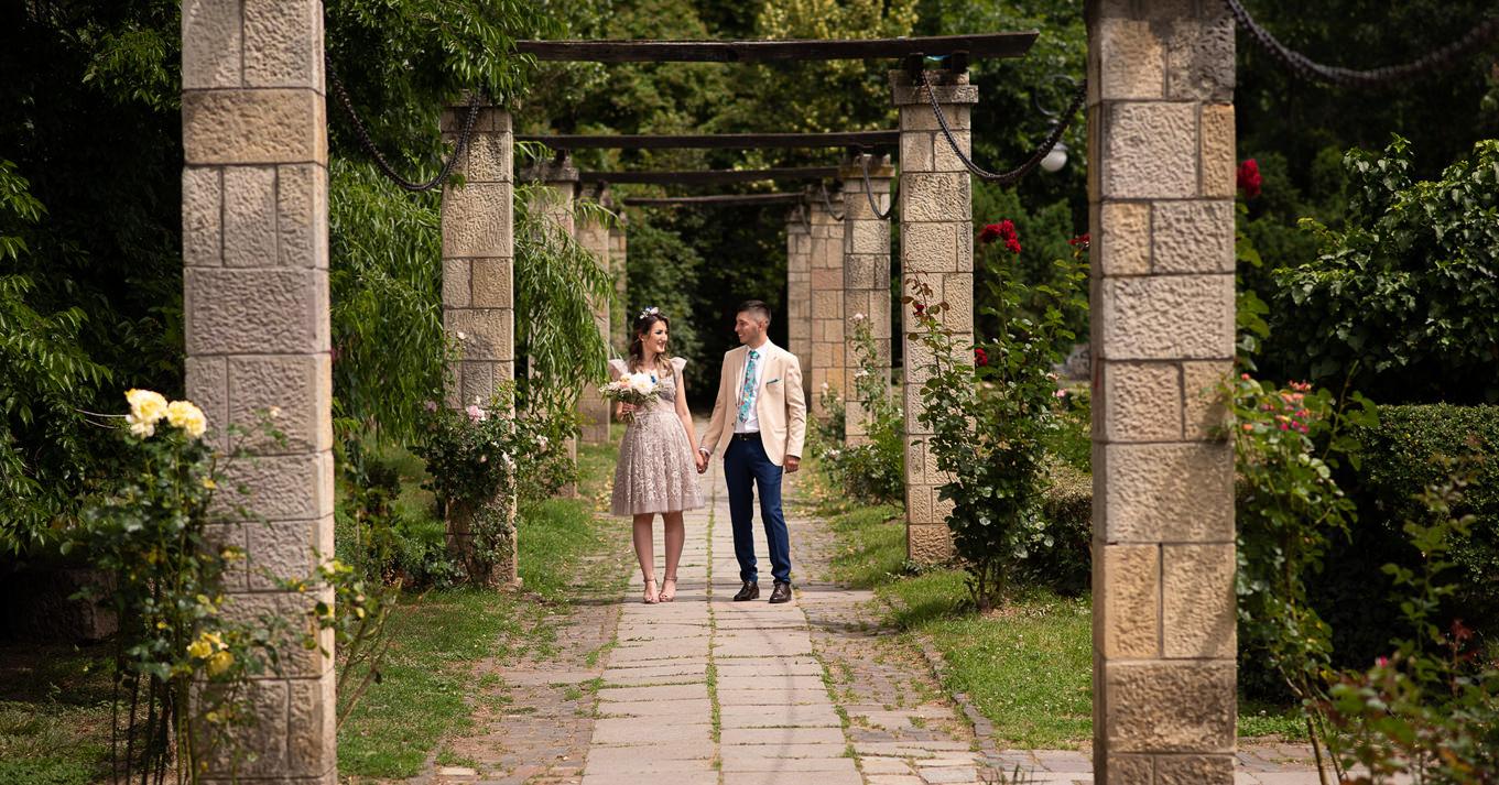 Filmare Cununie Civila sector 3 Bucuresti - Cinematico