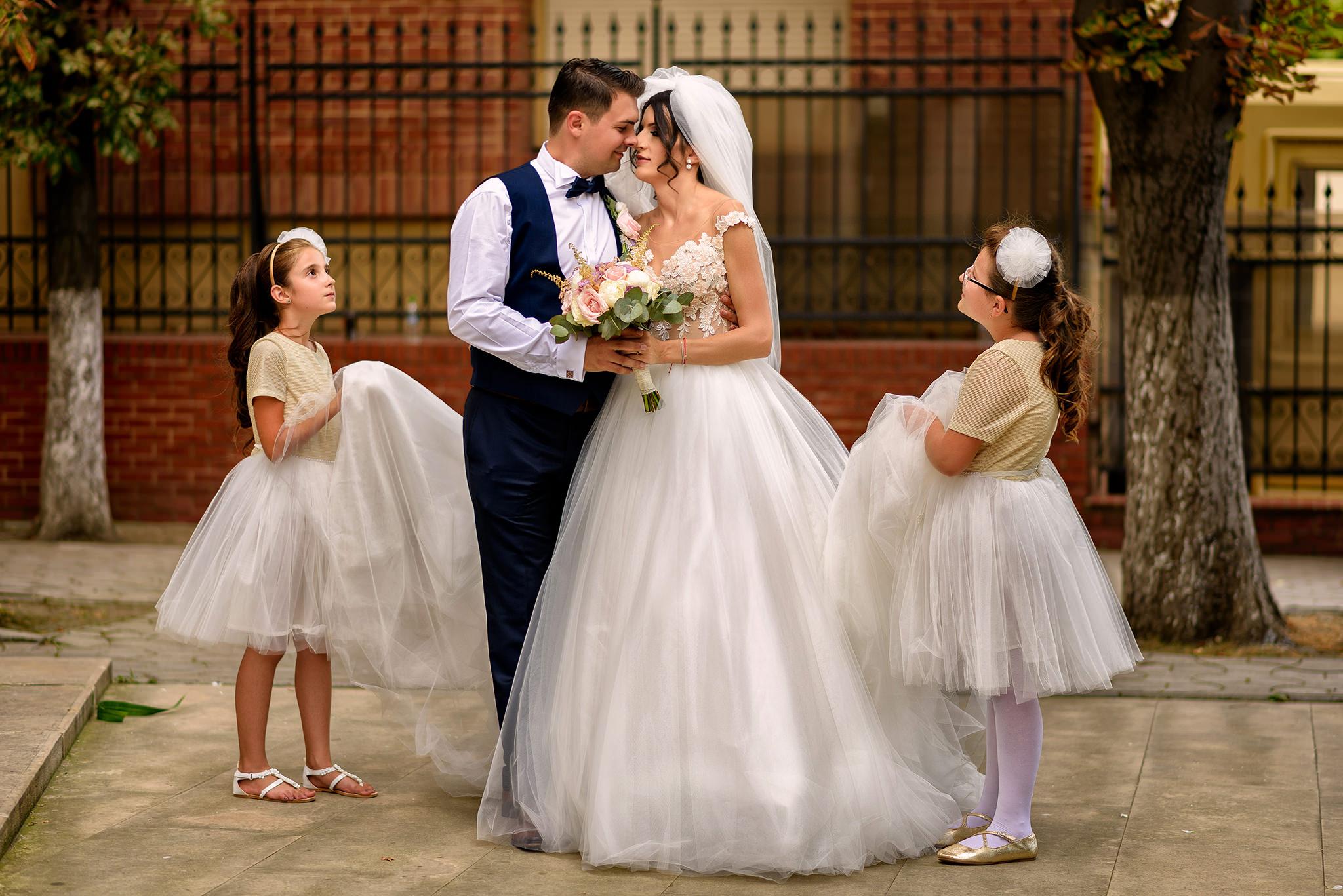 Cele mai frumoase locatii pentru sedinta foto nunta Bucuresti