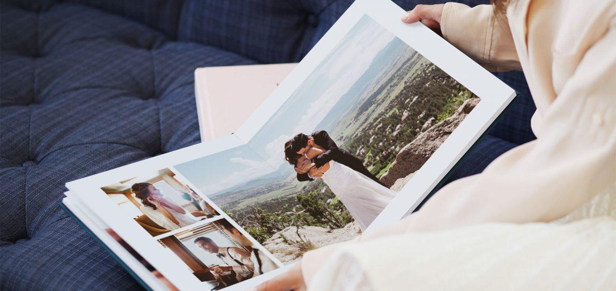 5 Motive pentru care ar trebui să investești în albumele foto de nuntă