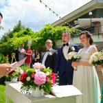 Cum sa-ti organizezi nunta in aer liber